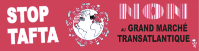 stop tafta - non au traité transatlantique