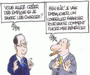 Hollande et le CICE