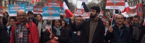 marche pour la 6eme république 18 mars 2017