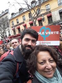 Olivier Daudé Brigitte Bonnetain candidats législatives 2017