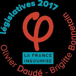soutiens à Olivier Daudé 10e circonscription rhône - législatives 2017