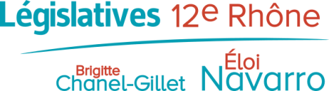législatives 12eme circonscription rhone Eloi Navarro France Insoumise