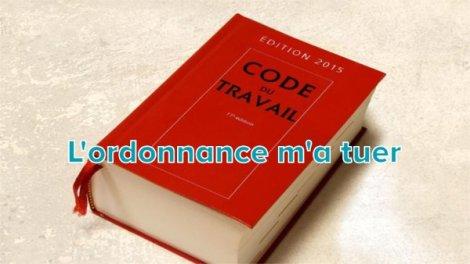 Légiférer par ordonnance, Macron, le code du travail