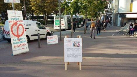Tractage Gorge de loup - marche 23 septembre
